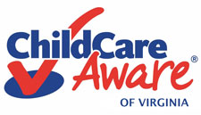Member of Child Care Aware of Virginia